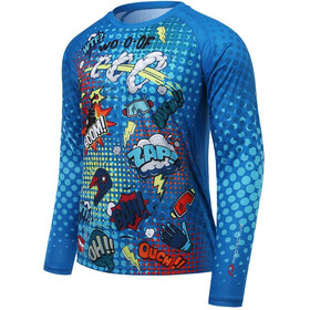 Protective P-Boom !!! Longsleeve Jersey Men, blue
